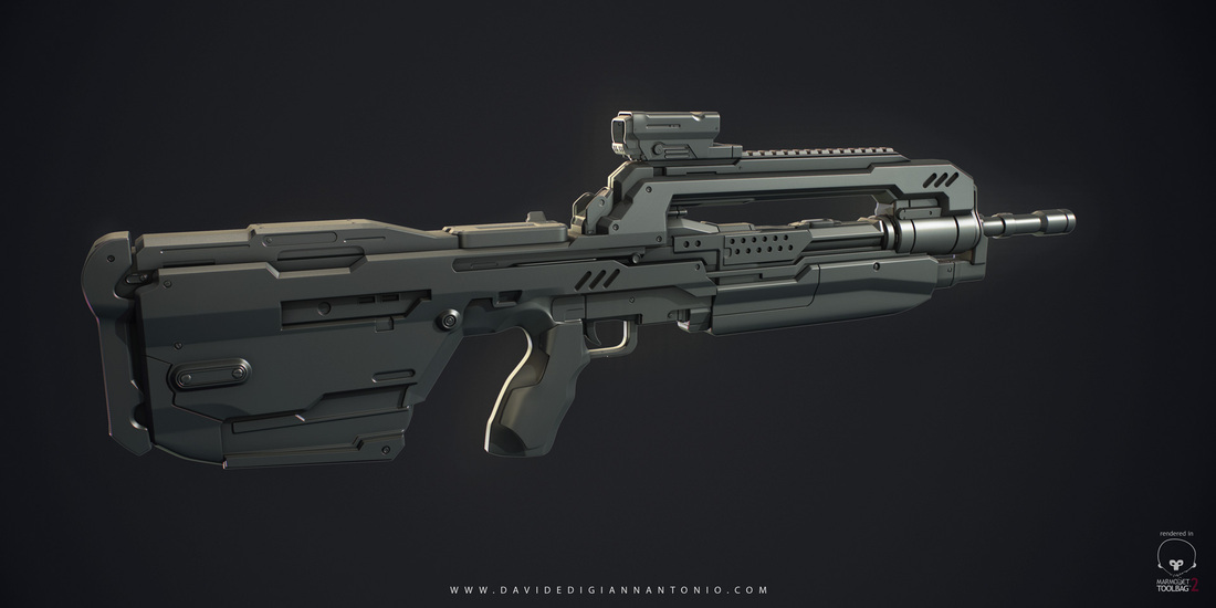 Battle Rifle - Personal Version